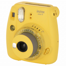 Fujifilm Instax mini 9 Clear Yellow