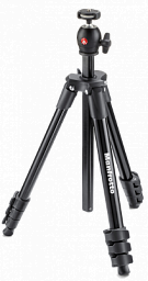 Manfrotto Compact Light Aluminum Tripod Black