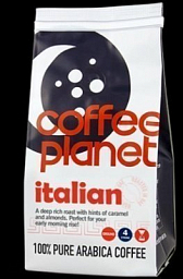 Coffee Planet Italian Roast Ground (250 g.)