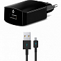 Ttec SpeedCharger 2.1A Travel Charger Black