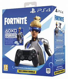 Playstation 4 Controller Black (Fortnite Neo Versa Bundle)