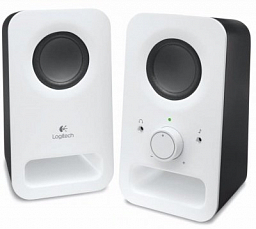Logitech Audio System Z150 SNOW WHITE (980-000815)