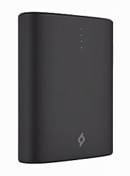 TTec Power Bank 10000mah  Black (2bb118s)