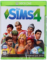 XBOX ONE  -The Sims 4 (2018)