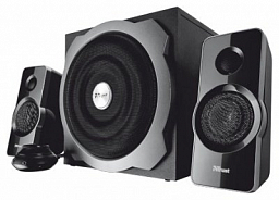 Trust Tytan 2.1 Subwoofer Speaker Set - black (19019)