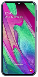 Samsung Galaxy A40 SM-A405 Black