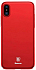 Baseus Case For iphone X Red