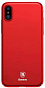 Çexol Baseus Case For iphone X Red - Maxi.az