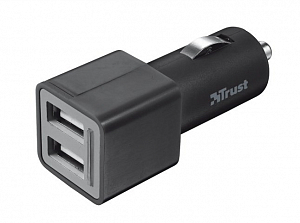 Adapterlər Trust Car Charger with 2 USB ports - 2x12W (19171) - Maxi.az