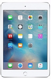 Apple iPad Mini 4 4G WiFi 16GB Silver