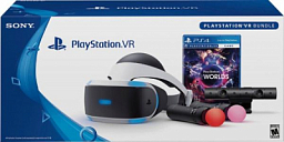 Sony PS VR 4 in 1