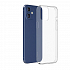 Baseus Silicone Case for Iphone 12 Mini Clear