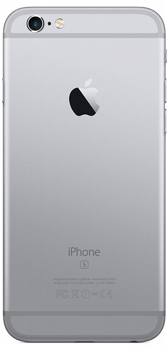 Apple IPhone 6 (16GB, Space Grey)