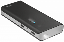 TRUST PRIMO POWERBANK 10000 - BLACK (21149)