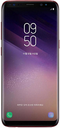 Samsung G950 Galaxy S8 Burgundy Red