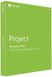 Microsoft Project 2016 Win