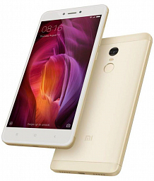 Xiaomi Redmi Note 4 3GB/32GB Dual SIM Gold