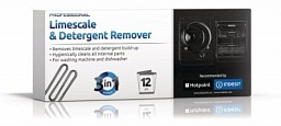 Limescale & Detergent Remover