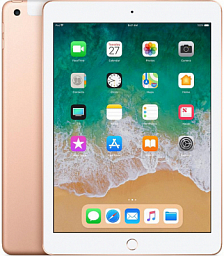 iPad 6 (2018) Wi-Fi 128Gb Gold