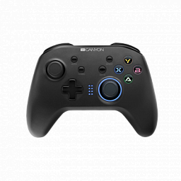Canyon CND-GPW3 Gamepad 4v1 Black