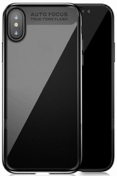 Baseus Case Autofocus for Iphone X Black