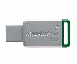Kingston 16GB USB 3.0 DataTraveler 50 (Metal/Green)