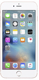 Apple iPhone 6S Plus (128GB, Rose Gold)