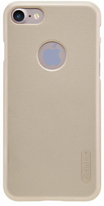 Çexol Nilkin Super Frosted Shield Iphone 7 Gold - Maxi.az