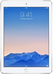 Apple iPad Air 2 4G Wi-Fi 16Gb Silver