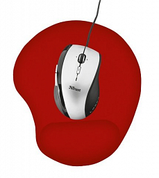 Trust Gel Mouse Pad - red (20429)