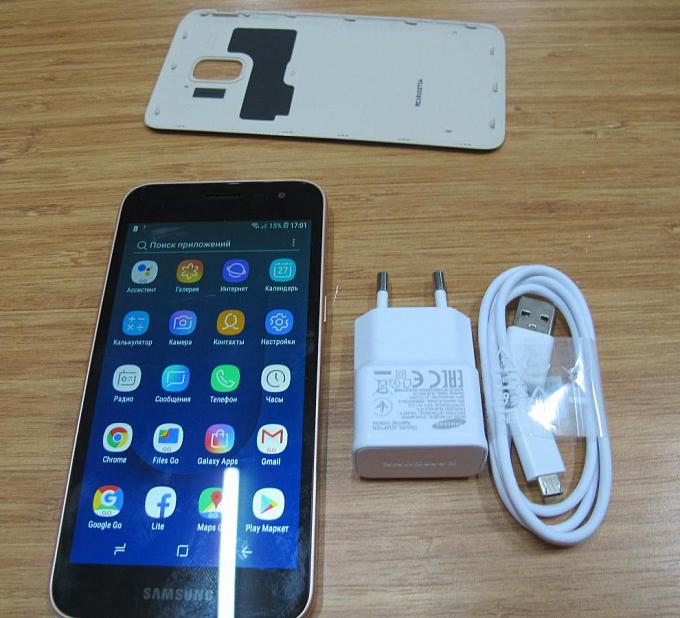 Купить уцененный Samsung J260 Galaxy J2 Core Dual LTE Gold_O