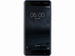 Nokia 6 Dual Tempered Blue_353402091667932