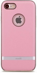 Moshi Napa for iPhone 7 - Melrose Pink