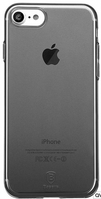 Çexol Baseus Plate Case Iphone 7 Black - Maxi.az