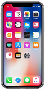Telefon Apple iPhone X 256GB Silver - Maxi.az