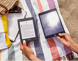 Amazon Kindle Paperwhite 300 PPI 2018 10th Generation Black