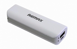 Remax mini 2600mah white