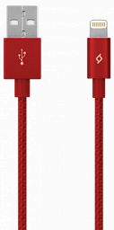 Ttec Alumi Cable for iphone Red