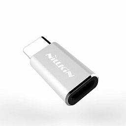 Nillkin Adapter Micro-USB To Type-C Silver
