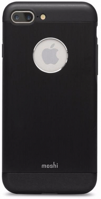 Çexol Moshi Armour for iPhone 7 Plus - Onyx Black - Maxi.az