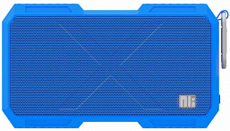 Nilkin Bluetooth Speaker X-Man Blue