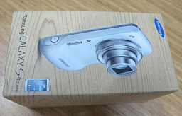 Samsung SM101 Galaxy S4 camera White_O