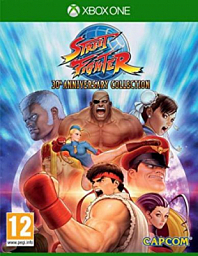 XBOX ONE - Street Fighter 30th Anniversary Collection (2018)