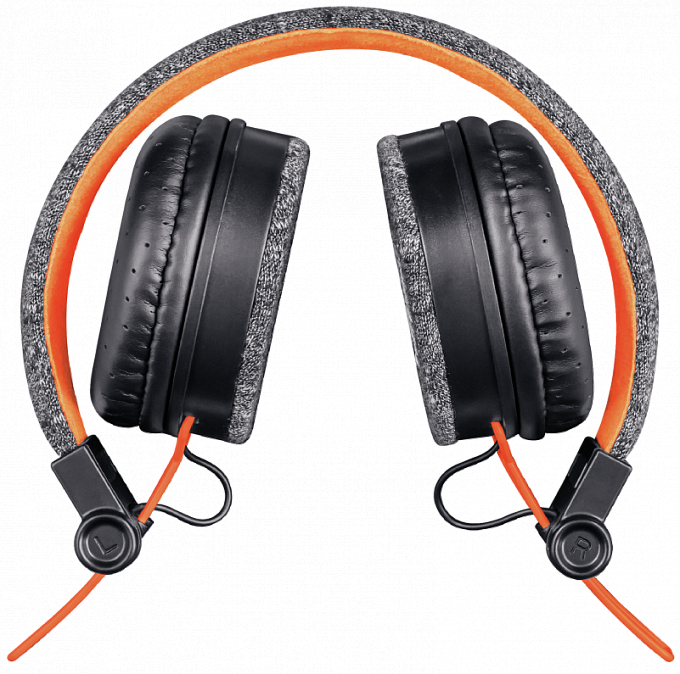 Qulaqcıq TRUST FYBER HEADPHONE SPORTS black (22645) - Maxi.az