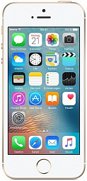Apple iPhone SE (16GB, Gold)