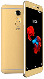 ZTE A910 LTE DS Gold