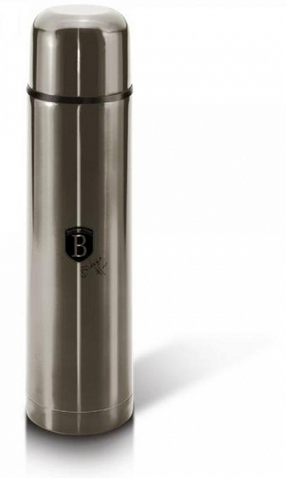 Termos Berlinger Haus Carbon Edition Metallic Line 0.5l Stainless Steel Vacuum Flask BH 1941 - Maxi.az