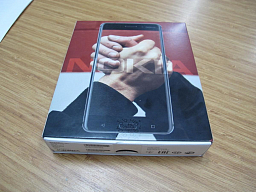 Nokia 6 Dual Tempered Blue_(O)