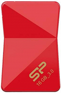 USB-Fləş Silicon Power USB 3.0 J08 Red 16GB - Maxi.az
