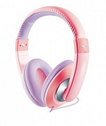 Trust Sonin Kids Headphone - pink (19837)